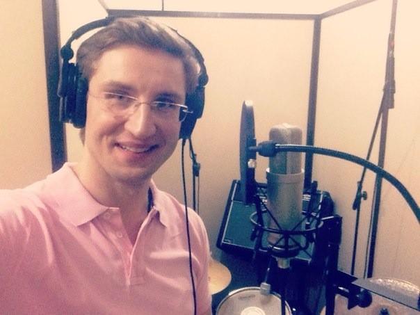 Роман Акимов - голос сервиса mail.ru