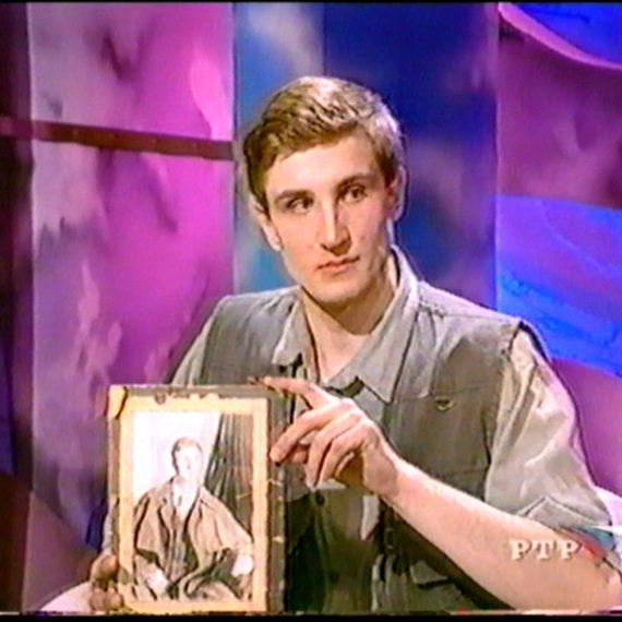 """Телешоу """"Что хочет женщина"""" с Кларой Новиковой, 2002 год."""
